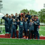 LHS middle school track continues success