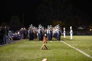 LHS vs. Olentangy HS – Playoff Football 2016 – First Home Playoff Football Game in School History