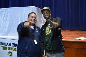 LHS – Brooks & Chavis – NLI signing – Tiffin and Ashland