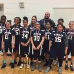 GJW 7th grade girls basketball finishes strong