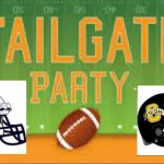 Tailgate Party September 29!