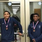 Congratulations to Shawn Petty Jr. and Khalil Brown!