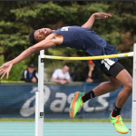 Lorain's Mikiya Hermon wins District crown in 100m – Karrengton Wade makes first trip to Regionals in the High Jump