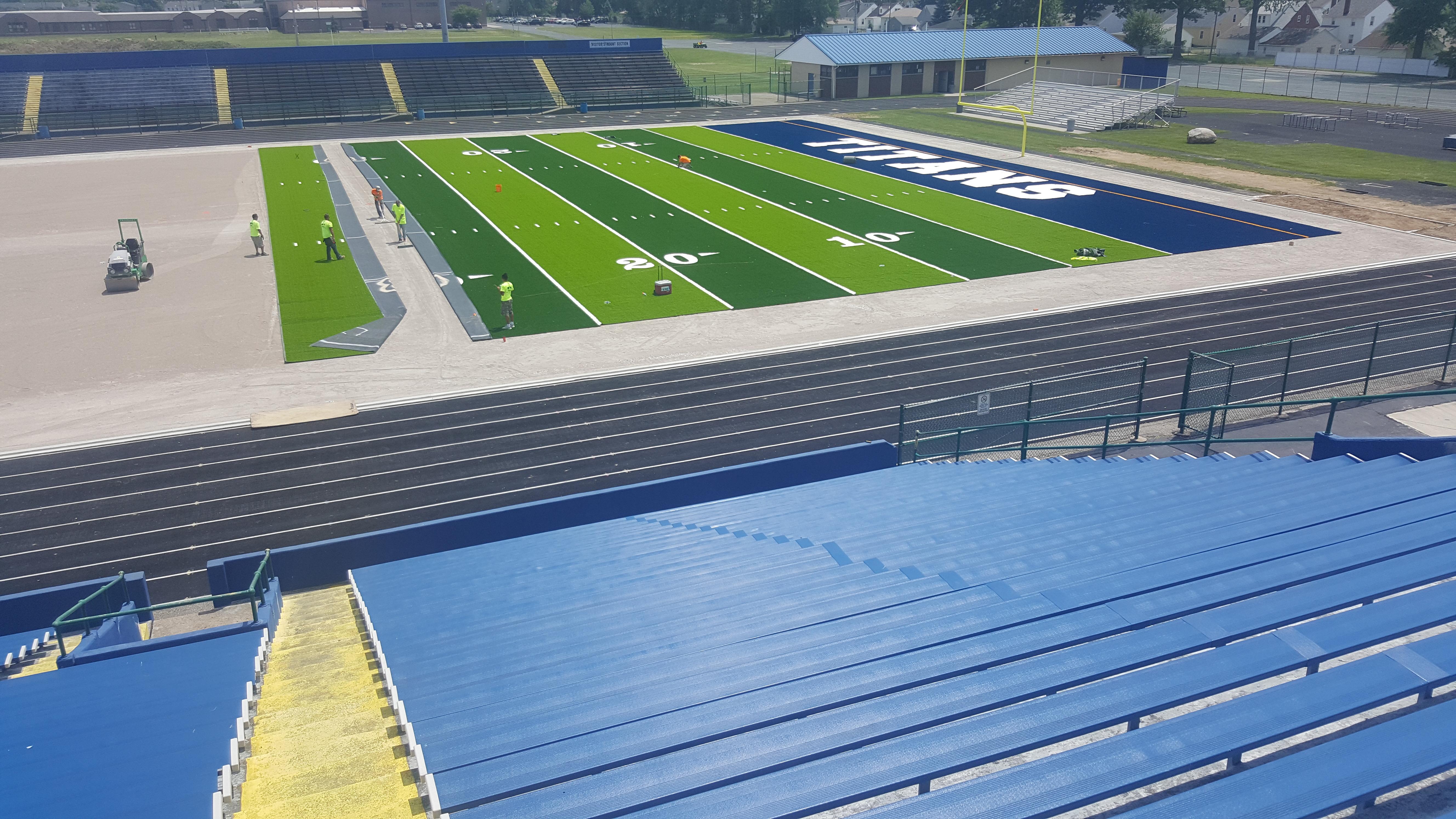 Stadium Turf Project