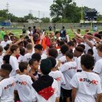 Cleveland Browns Youth Camp is a HUGE success