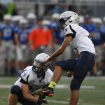 Lorain's Marc Rodriguez takes LHS TITAN Football kicking to a new level