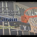 Boys basketball vs. Clearview playing NOW on LCS TV20