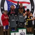 Elijah Lopez takes 2nd at Ohio Novice Wrestling Tourney