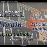 Watch highlights from last night's 40 point 1st quarter NOW on LCS TV20