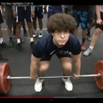"Varsity Football ""Men of Character"" Test Day Highlights"
