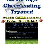 LHS Cheerleading Tryouts
