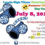 LHS Summer Cheerleading Camp – grades 5-8