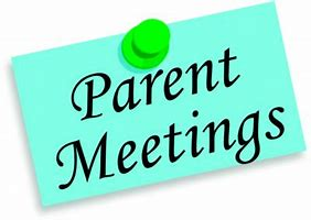 Online Spring Sports Parent Meeting