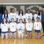 LHS Volleyball AT Maple Hts Sept 17, 2019