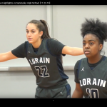 LHS Lady Titans Highlights vs Sandusky High School