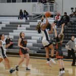Lady Titans vs. North Olmsted 2019