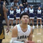 LHS senior guard Aaron Whitehead Highlights