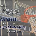 LHS Girls Varsity Basketball vs. Garfield Hts