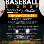 International City Baseball Signup – REGISTRATION NOW OPEN