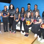 LHS Girls Bowling wins Lake Erie League Championship