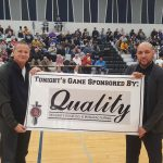 THANK YOU Quality Security Door Company for sponsoring the game!