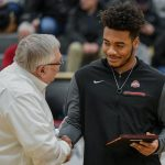 Tyshawn Lighty recognized by Lorain Sports Hall of Fame