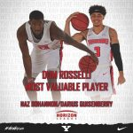 Naz Bohannon named Youngstown State University MVP