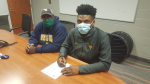 Seth Wilson signs with West Virginia