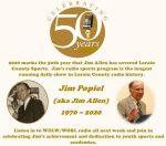 Jim Allen 50 Year Celebration