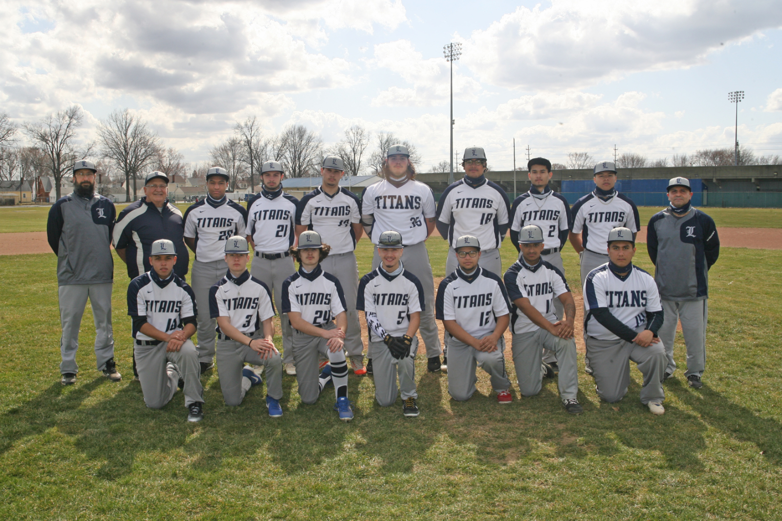 LHS Baseball vs. James Rhodes HOME Tournament Game Tuesday, May 18