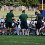 Kettle Moraine Lutheran High School Freshman Football falls to Winnebago Lutheran Academy 34-0