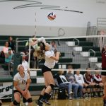 Kettle Moraine Lutheran High School Girls Junior Varsity Volleyball beat Winneconne 2-1