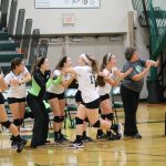Kettle Moraine Lutheran High School Girls Junior Varsity Volleyball beat Campbellsport 3-0