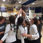 Kettle Moraine Lutheran High School Girls Varsity Volleyball beat Ripon High School 3-0