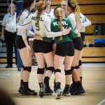 Kettle Moraine Lutheran High School Girls Varsity Volleyball beat Campbellsport 3-0