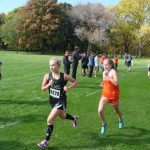 Charger – Abby Miller – Qualifies for State as Individual in Cross Country