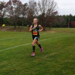 Abby Miller Races at State
