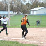 Kettle Moraine Lutheran High School Junior Varsity Softball falls to Ripon High School 19-11