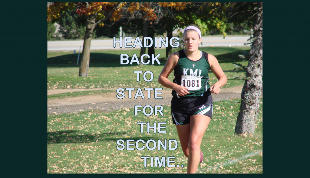 Katie Miller Returns to State for the Second Time