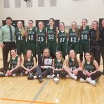 Girls Basketball Conference and Regional Champions!