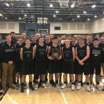 Boys Varsity Basketball beats Brown Deer 67 – 57