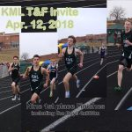 KML Track and Field Invite – April 12, 2018