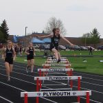 Boys and Girls take 3rd at ECC Quad Track and Field in Plymouth