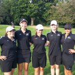 Girls Varsity Golf finishes 4th place at St Catherine's Invitational