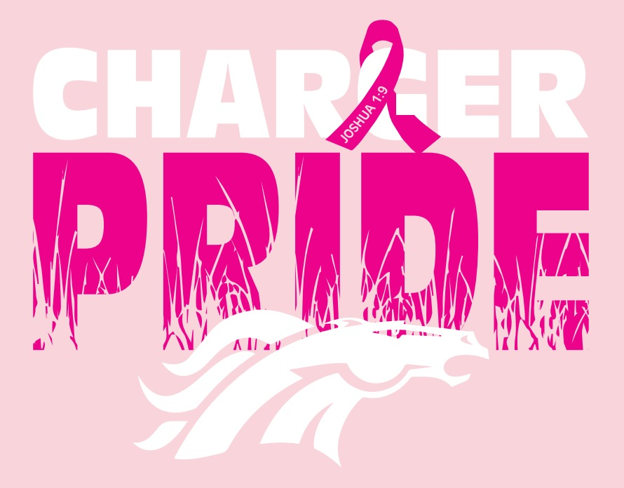 Chargers – Go Pink!