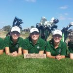 Girls Golf finishes 4th at Erin Hills.