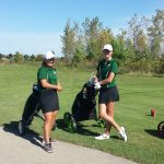Girls Varsity Golf finishes 6th place at Regional @ Ives Grove Golf Links