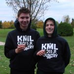 Measner Wins Conference CC, Knoeck Takes 1st Team All Conferece