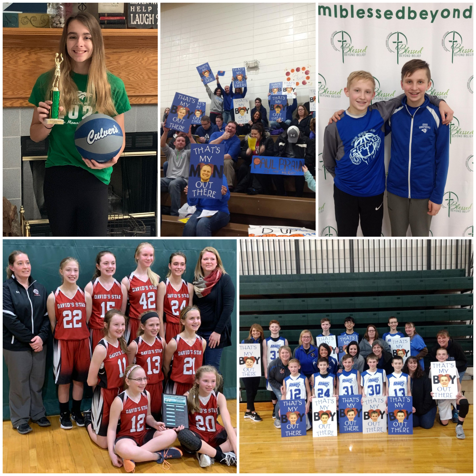 """KML Schools Basketball Tournament/""""Hot Shot"""" Competitions In-Review"""