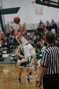 JV Boys Basketball (February games)